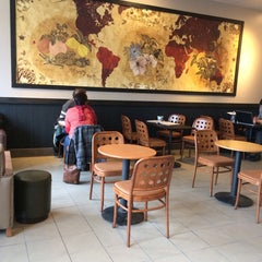 Photo taken at Starbucks by Tim N. on 3/13/2014