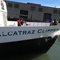 Photo taken at Alcatraz Cruises by Horacio H. on 11/13/2012