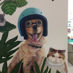 Photo taken at Petshome Veterinary Hospital by Paul L. on 9/21/2014