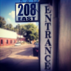 Photo taken at 208 East by Joshua T. on 9/29/2012