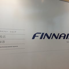 Photo taken at Finnair Tax-free Shop by Ben W. on 4/23/2013
