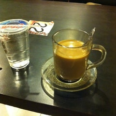 Photo taken at Mazzagena Coffee & Resto by Muhammad R. on 12/17/2013