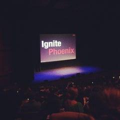 Photo taken at Ignite Phoenix by Bobby B. on 10/27/2012