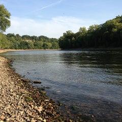 Photo taken at Hidden Falls Regional Park by Daniel K. on 9/9/2013