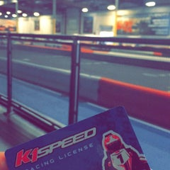 Photo taken at K1 Speed Irvine by Lama 🇺🇸 A. on 7/31/2015