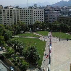 Photo taken at Edificio Moneda Bicentenario by Rodolfo B. on 1/28/2016