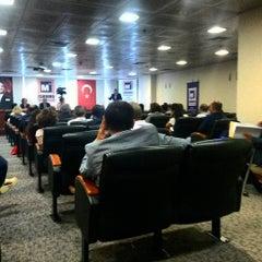 Photo taken at İSMMMO İstanbul Serbest Muhasebeci Mali Müşavirler Odası by Saadet G. on 9/16/2015