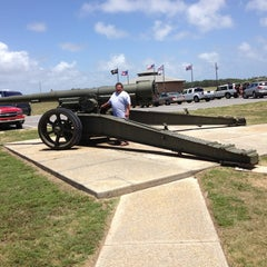 Photo taken at Fort Morgan State Historic Site by Charles K. on 6/5/2013