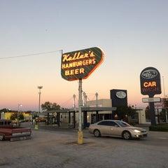 Photo taken at Keller's Drive-In by Rubana K. on 11/7/2014