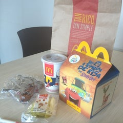 Photo taken at Mc Donald's Ejército by Ruben S. on 8/2/2014