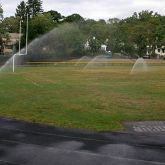 Photo taken at Reynolds Field by Craig S. on 9/14/2013