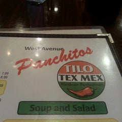 Photo taken at Panchito's by Jeannette N. on 4/21/2013