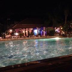 Photo taken at Pantai Mutiara Swimming Pool by MissFennyOwens on 4/6/2015