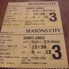 Photo taken at Seasons City XXI by Limei C. on 11/23/2014
