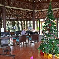 Photo taken at Centara Villas Phuket by Roman K. on 12/18/2014