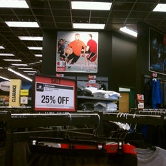 Photo taken at Sports Authority by john on 12/23/2012