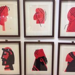 Photo taken at Galeria de Arte by Jose Luiz G. on 5/23/2014