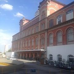 Photo taken at Estação Pinacoteca by Jose Luiz G. on 10/21/2012