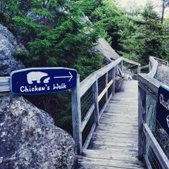 Photo taken at Polar Caves Park by Rita L. on 9/8/2015