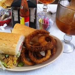 Photo taken at Hymel's Seafood Restaurant by David M. on 5/22/2014
