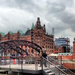 Photo taken at Hamburg by Victor P. on 7/4/2013