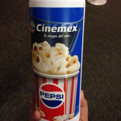 Photo taken at Cinemex by Jazmin R. on 3/17/2015