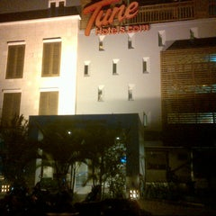 Photo taken at Tune Hotels by Aries I. on 3/25/2014