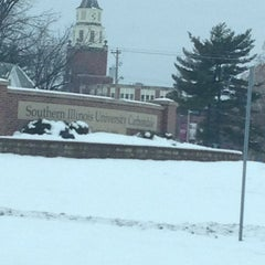 Photo taken at SIU Student Center by Brooke W. on 12/31/2012