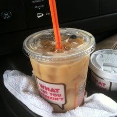 Photo taken at Dunkin Donuts by @WhiteAaron on 11/12/2012