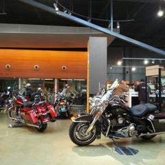 Photo taken at Trev Deeley Motorcycles by Roberto G. on 2/10/2013