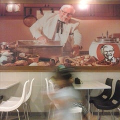 Photo taken at KFC by Ann N. on 1/17/2014