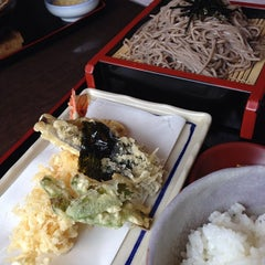 Photo taken at 高倉庵 by rzero3 on 4/28/2014
