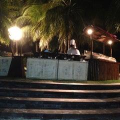 Photo taken at One & Only Reethi Rah Restaurant by Vladimir M. on 11/21/2012