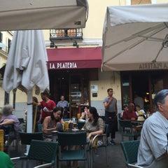 Photo taken at Bar La Plateria by Alejandro P. on 7/6/2015