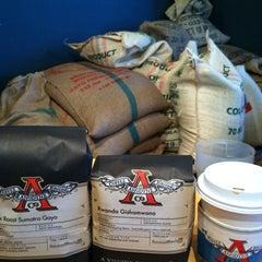 Photo taken at Anodyne Coffee Roasting Co by Paul N. on 10/13/2012
