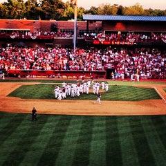 Photo taken at Carolina Stadium by Monty T. on 6/3/2012