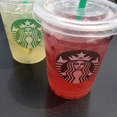Photo taken at Starbucks by Monica M. on 7/13/2012