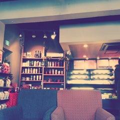 Photo taken at Starbucks by Princess Ottilia H. on 11/20/2012