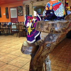 Photo taken at Los Nortenos Mexican Restaurant by Jen on 5/7/2013