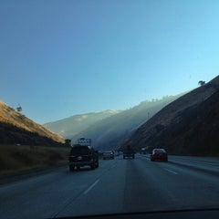 Photo taken at Los Angeles County Line by Timothy M. on 11/24/2012