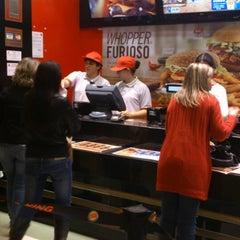 Photo taken at Burger King by Julio C. on 5/25/2013