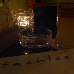 Photo taken at Tachles by Bine F. on 11/15/2013