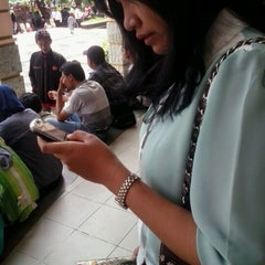 Photo taken at Auditorium FTSP - UII by Fitria H. on 11/24/2012