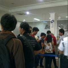 Photo taken at Bank BTN by Thea M. on 7/19/2013