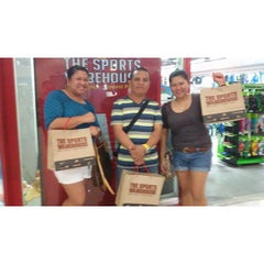 Photo taken at The Sports Warehouse by Wella B. on 3/14/2015
