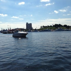 Photo taken at Water Taxi Landing 2 - Harborplace by Jessica H. on 9/12/2014