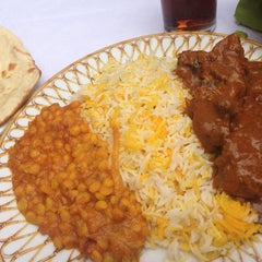 Photo taken at Restaurant Bombay by Irene M. on 7/4/2013