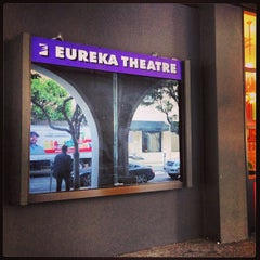 Photo taken at Eureka Theatre by Shannon S. on 9/10/2013