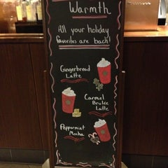 Photo taken at Starbucks by marykris g. on 12/9/2012