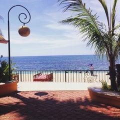 Photo taken at Apo Idon Beach Resort by Aimee R. on 6/7/2015